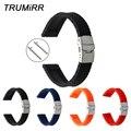 Быстросъемный силиконовый резиновый ремешок для наручных часов Tissot для мужчин и женщин  ремешок для наручных часов 17 мм  18 мм  19 мм  20 мм  21 мм ...