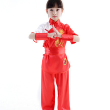 Traditional Wushu Clothing for Kids Martial