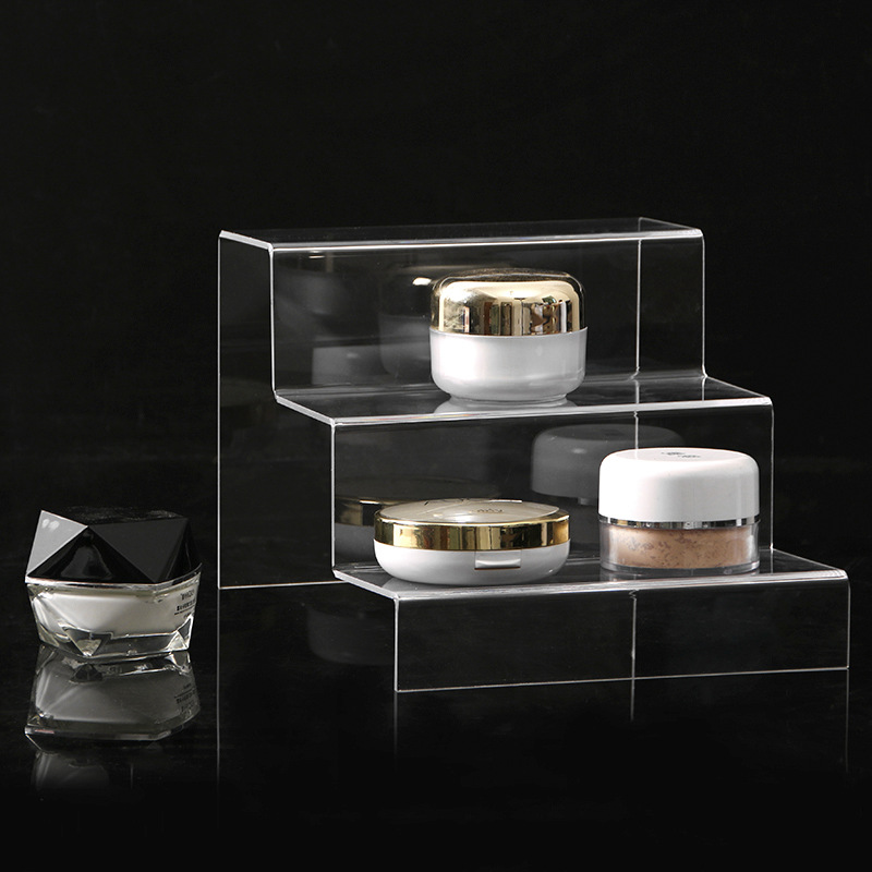 Transparent Acrylic Jewelry Display Cosmetic Display Stand Glasses Wallet Counter Display Stand Bracelet Display Jewelry Holder