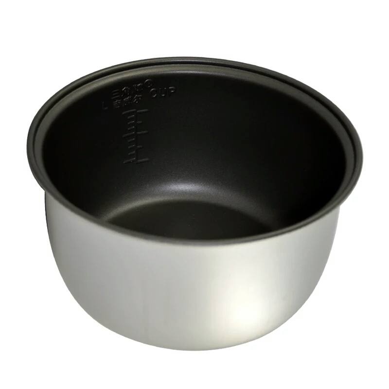 3L 4L 5L aluminum Alloy rice cooker pot inner tank for common SHIH TZU rice cooker traditional Midea Supor rice cooker part 2l 3l 4l 5l 6l latest technology gold rice cooker pot aluminum alloy tank for intelligent rice cookers