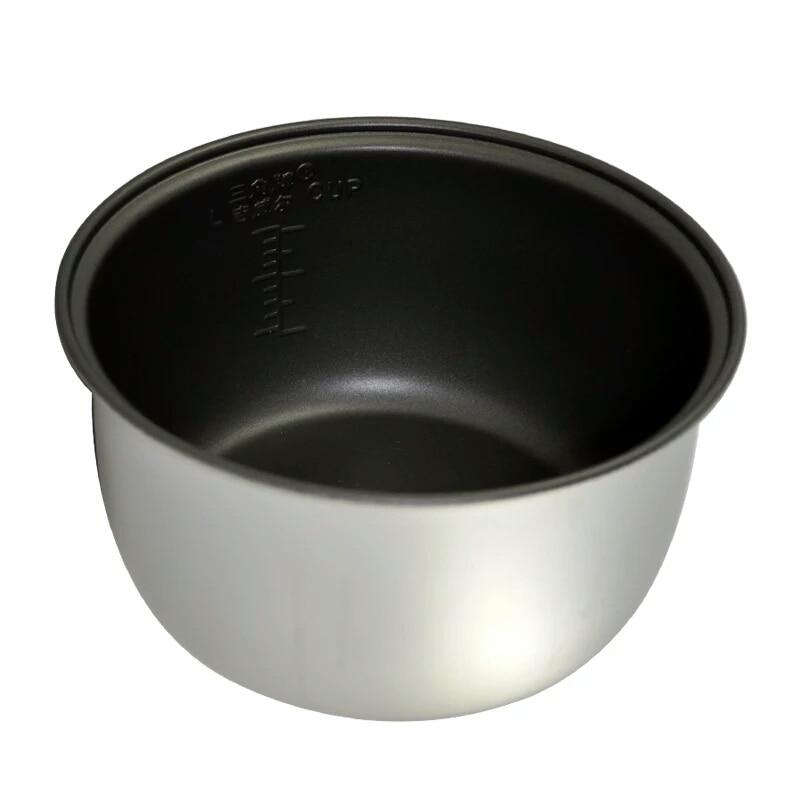 3L 4L 5L Aluminum Alloy Rice Cooker Pot Inner Tank For Common SHIH  TZU Rice Cooker Traditional Midea Supor Rice Cooker Bowl