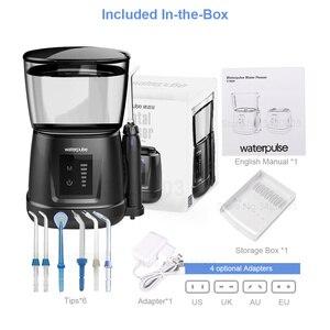 Image 5 - Waterpulse hydropulseur de fil deau Portable, pour les dents, hygiène buccale, hygiène buccale, avec couvercle anti poussière, V700P