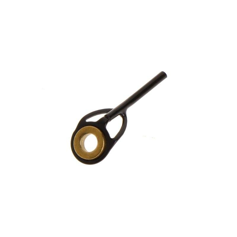 Fishing Top Rod Guide Ring Line Tip 0.9mm-1.6mm Steel DIY Eye Rings Pole Repair