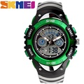New Fashion SKMEI Children Sports Watches Kids Boys Girls LED Digital Quartz Watch Student Auto Date Waterproof Wristwatch 0998