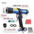 ZQXYSJ 310 ml Kitpistool 1 pc verf & decorating cartridge gun Pneumatische Glas Lijm Air Rubber Guns Gereedschap kit afwerking gereedschap