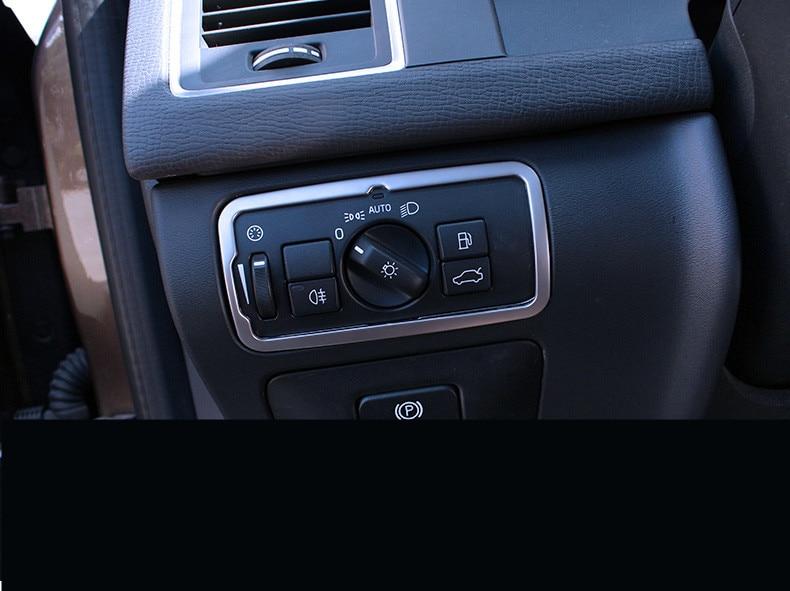 Gute Qualität! Schalterleiste für Autoscheinwerfer Für Volvo S60 - Auto-Innenausstattung und Zubehör - Foto 2
