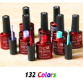 7.5ml LED UV Nail Gel Long Lasting Hot Sale Gel Lacquer DIY Nail Art Colorful Nail Gel UV Gel Set UV LED Lamp Curing