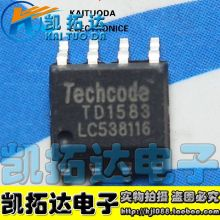 Si  Tai&SH    TD1583 DC-DC306  integrated circuit