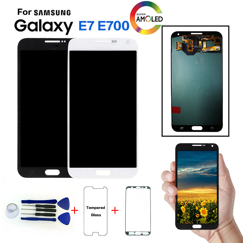 best top 10 lcd samsung galaxy e7 list and get free shipping
