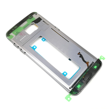 E-REPAIR Front Middle Frame Metal Bezel Plate Home Button Charging Port Flex Cable Assembly For Samsung Galaxy S7 Edge G935F