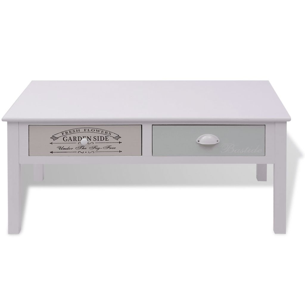 Ordinaire VidaXL Shabby Chic French Coffee Table Wood In Coffee Tables From Furniture  On Aliexpress.com | Alibaba Group