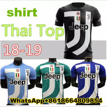 460ad2482cb 2019 New JUVE Commemorative Edition Football Shirt 18 19 JUVENTUS Soccer  Jersey Home Away RONALDO DYBALA