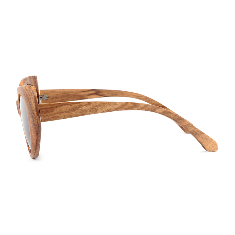 bd7a9a209d BOBO BIRD Zebra Wood Polarized Sun Glasses Men Women Luxury Handmade  Sunglasses With Wooden Box for Gifts Oculos C AG002b-in Sunglasses from  Apparel ...