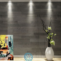 Wood Wall Covering Peel and Stick Wall Sheet Wood Walls Backsplash Tiles for Wall Background