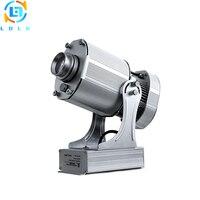 Static and Rotation Custom Design Gobo Light 80W Logo Projector Waterproof Rustproof 10000lm Led Custom Image Gobo Projector