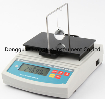 Dh-300l Electronic Digital Liquid Hydrometer , Liquid Density Measurement , Liquid Density Tester For Chemicals