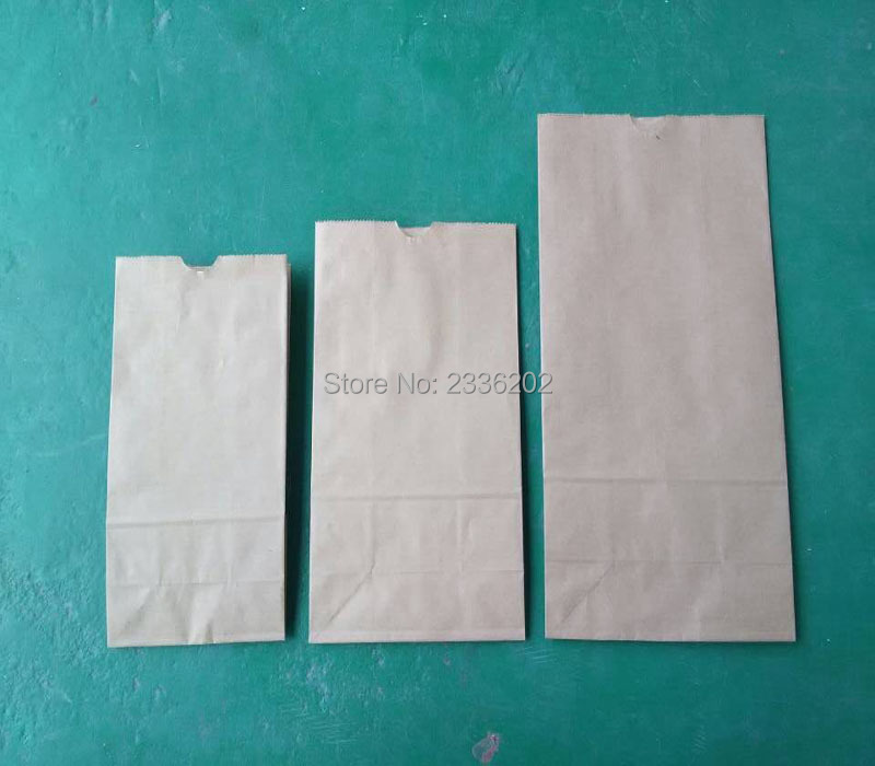 Disposable craft paper food packing bag diy gift bag anit for Craft paper gift bags