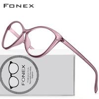 8265e75fff TR90 Glasses Frame Women Female Clear Prescription Cat Eye Eyeglasses 2018  Ladies Spectacles Optical Frames Sexy