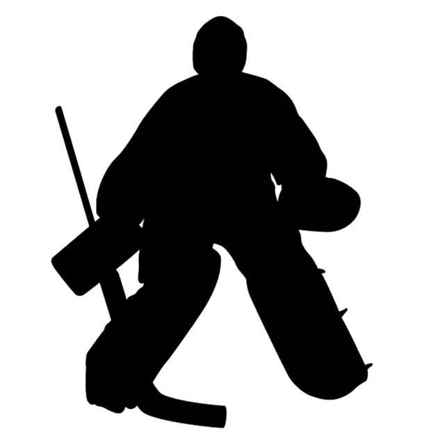Hotmeini Wholesale 50pcs Lot New Hockey Goalie Stick Puck Graphic