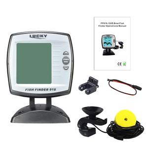 Image 3 - LUCKY FF918 180S Wired Fishfinder 540ft/180m Depth Sounder Fish Detector Monitor echo sounder for fishing from a boat