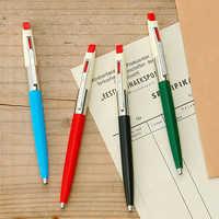 Венгрия ICO Европа 70 лет Реплика Шариковая ручка черная 0,7 мм Ретро шариковая ручка 1 шт