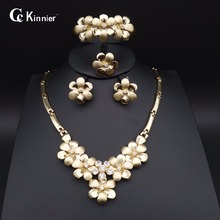 2015 Fashion Dubai Gold Plated Jewelry Sets Trendy Nigerian Wedding African Beads Jewelry Sets Latest Big Costume For Women trendy nigerian wedding coral beads jewelry set plated gold dubai bridal costume jewelry set 7 colors free shipping qw430