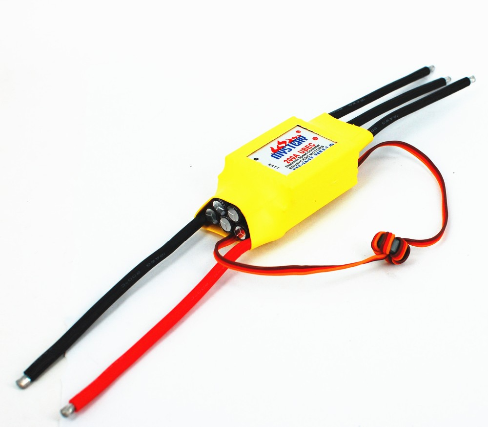 Mystery Cloud 200A brushless W/O BEC ESC Speed Controller For RC Airplane mystery speed controller 60a bec for brushless motors on r c helicopters