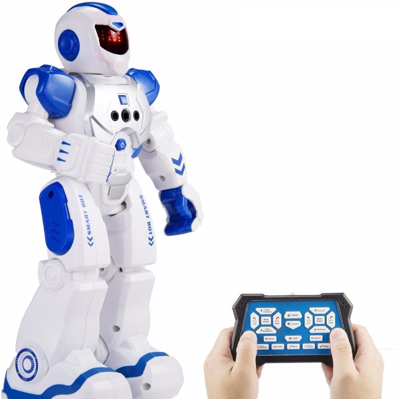 Remote Control Intelligent Robot Gesture Sensing Programming Charging Children Dancing Robot High Tech Toys Gift For Boy Toys
