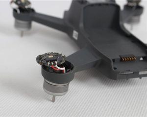 Image 5 - ของแท้ DJI Spark Part   มอเตอร์ 1504 S ESC บอร์ดอิเล็กทรอนิกส์ปรับ Speed Controller วงจรโมดูลสำหรับเปลี่ยน