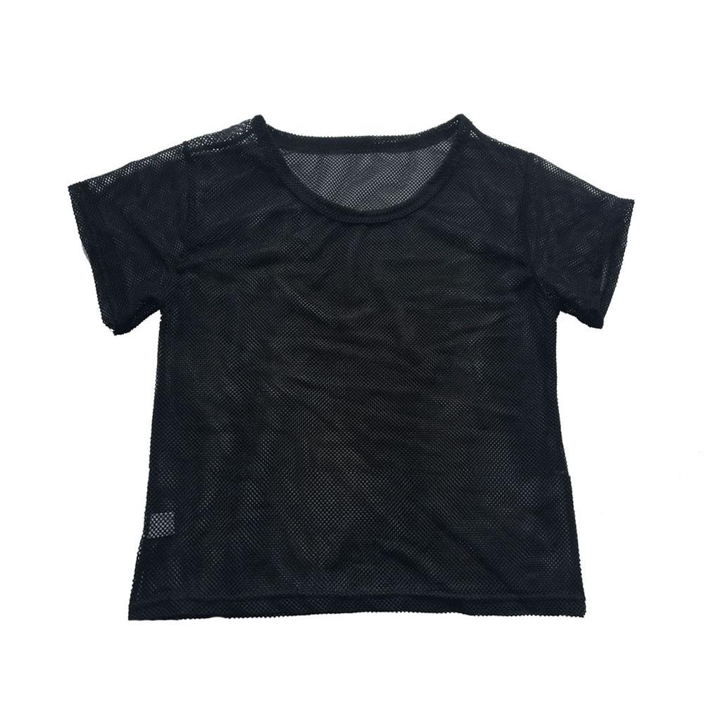 Mesh Yoga T-Shirt  4