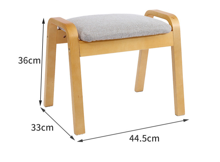 Image 5 - living room creative bench home adult stool fashion sofa for  kids furniture home decor squatty potty bedroom benchStools & Ottomans   - AliExpress