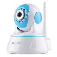 SANNCE Full HD 1080P IP Camera Wireless Mini IP Security Camera Surveillance Camera Wifi Night Vision