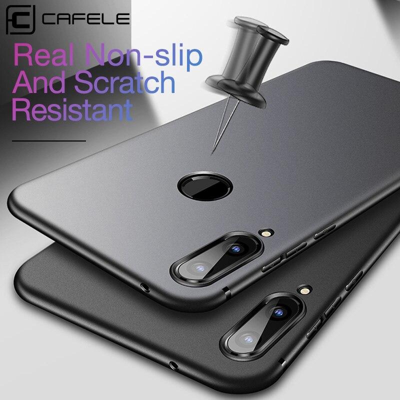 Cafele Matte TPU Fall für Xiaomi Redmi Hinweis 7 8 pro Ultra dünne 0,4mm Weiche Fall Abdeckung für Xiaomi redmi Hinweis 7 8 pro Fall