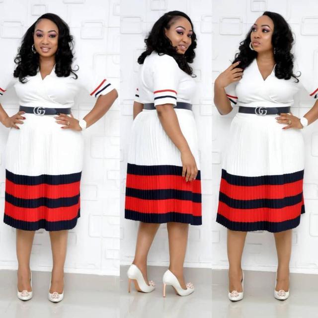 great office dress fun stripes 5