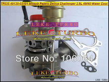 Water Cooled Turbo TF035HM-12T 49135-03101 49135 03101 4913503101 Turbocharger For Mitsubishi PAJERO Delica Challenger 4M40 2.8L