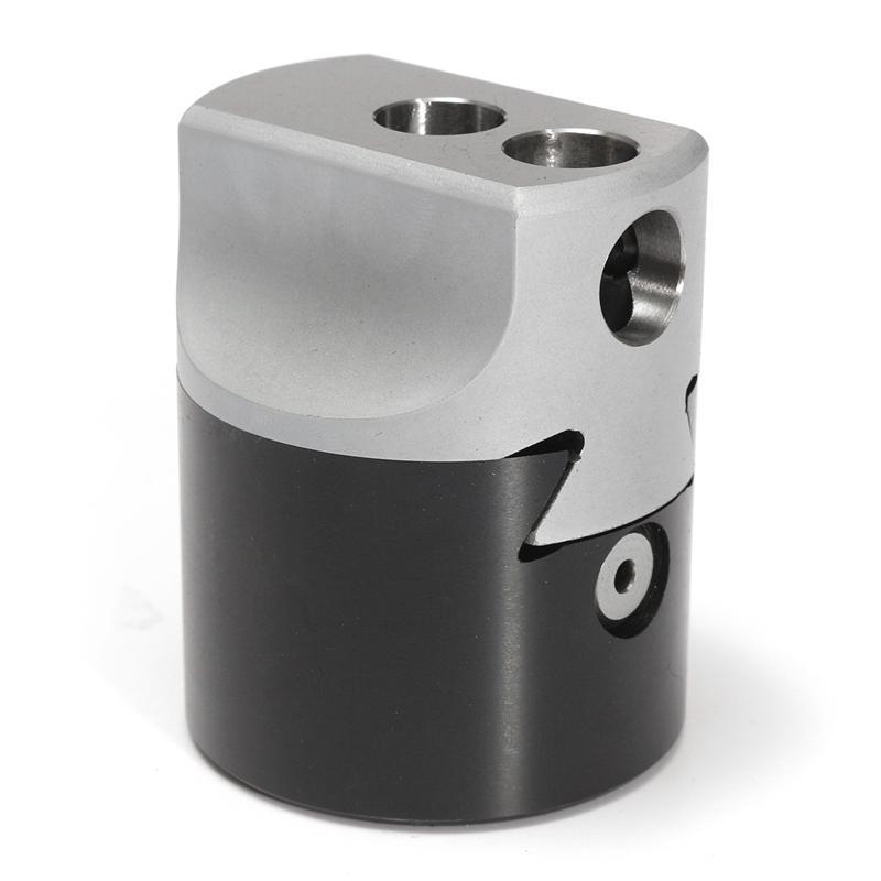 Купить с кэшбэком 1PCS F1 50MM diameter boring head boring tool  for CNC machine boring Mini graduation: 0.01mm