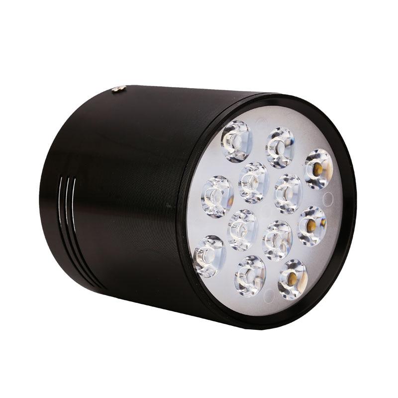 AC85-265V 3W 7W 12W Surface Mounted Downlights Led High-grade Shell - Pencahayaan dalaman - Foto 5