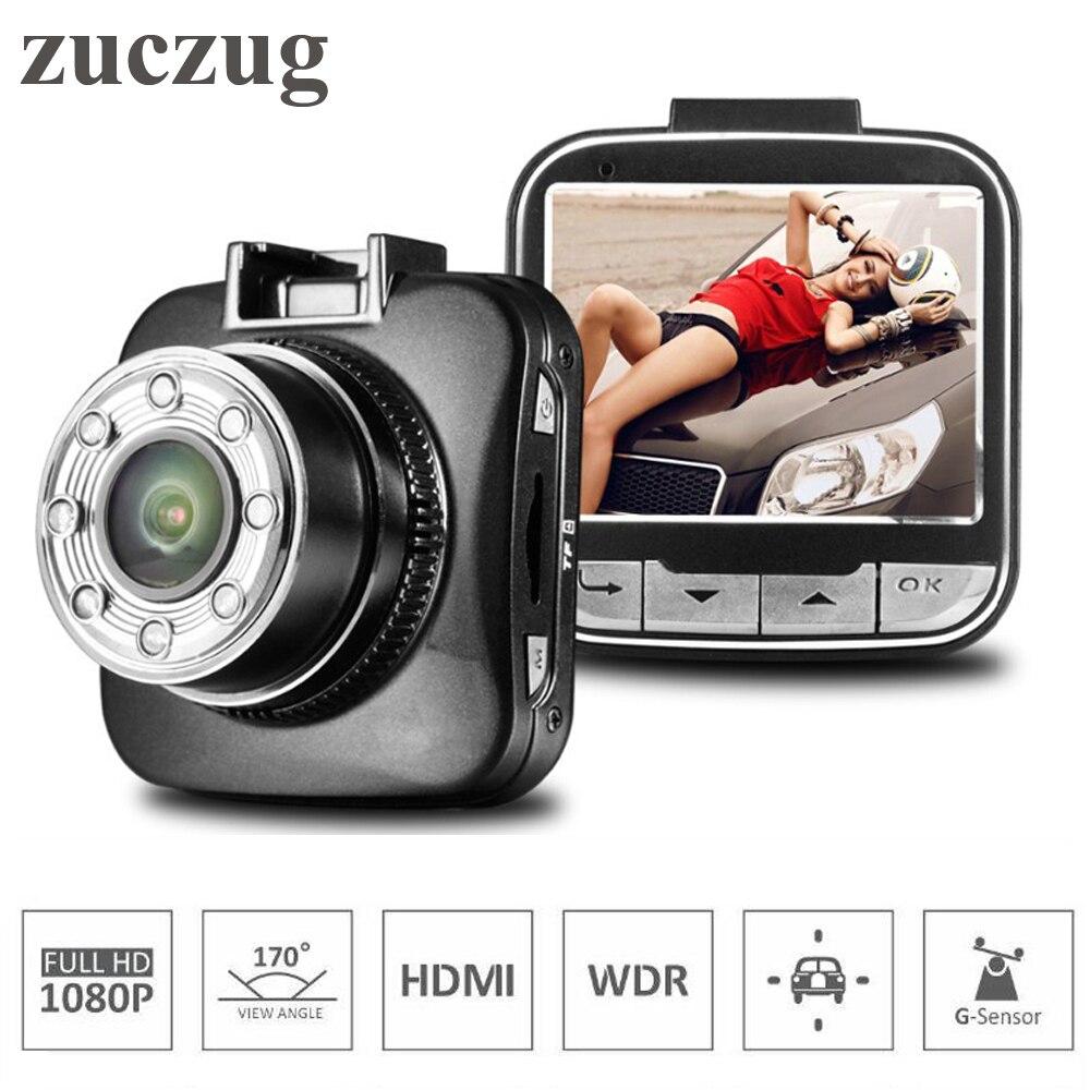Zuczug ночного видения Мини Видеорегистраторы для автомобилей Видео Регистраторы с Новатэк 96650 Чип Full HD 1080 P 2.0 ЖК-дисплей видео H.264 Регистратор...