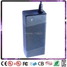Frete grátis 18 v 3a adaptador ac 3000ma 54 W DC Adaptador de Desktop AC C8 5.5×2.1mm 0.9 m DC cabo de Alimentação do transformador