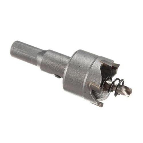 Metal Pipe Steel Plate Drill Bit  Carbide Drill Hole Drilling Crown Corn Diameter: 25mm
