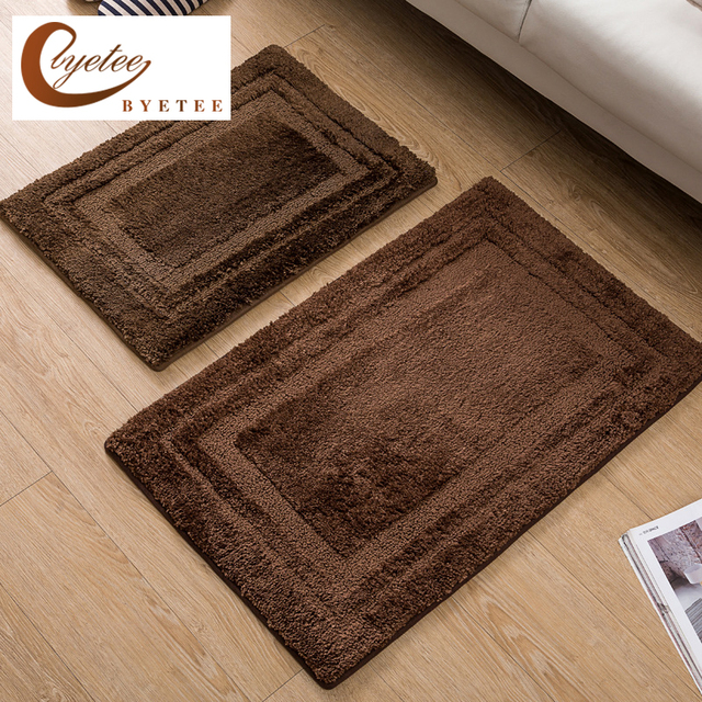byetee cushion suction floor kitchen mat bathroom mat door mats outdoor mat tapete cozinha - Cushion Kitchen Mats