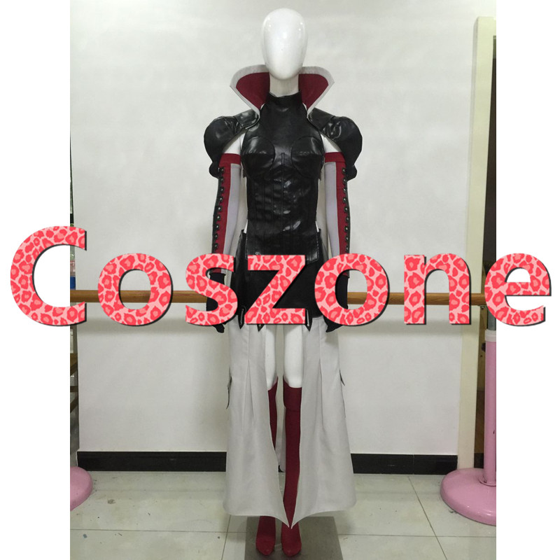 Final Fantasy Cosplay Final Fantasy Lightning Returns XIII Lightning Costume Halloween Carnival Costume Custom Made