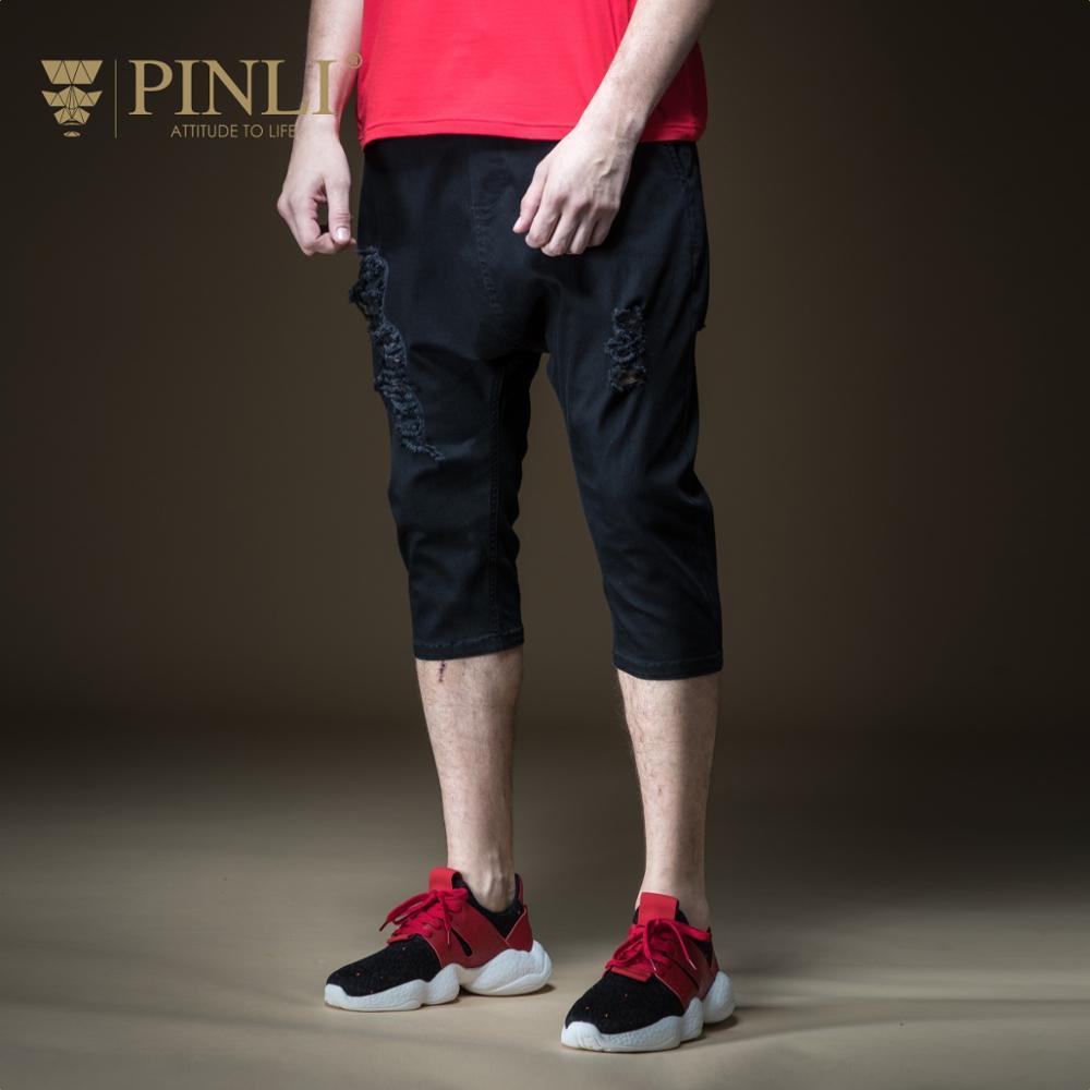 Fake Designer Clothes Men Real Drawstring Light Slim Mid Pinli Summer New Men's Decoration Bodywear Seven Minutes B192316502