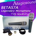 Upgrade Version Beta 57A !! Professional Super Cardioid Wired Stage Handheld Karaoke Dynamic Microphone mic Beta 57 A