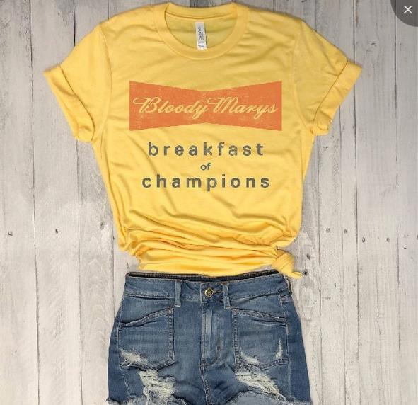 00a0cbb6592 Buy breakfast tee and get free shipping on AliExpress.com