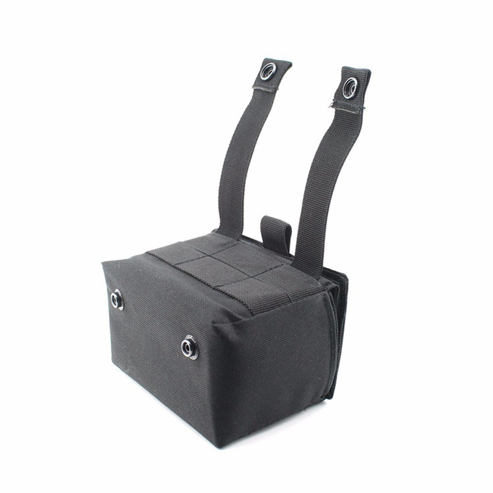 Tactical Molle Tactical Magazine Reload Shotshell Holder 15 rounds - Jacht - Foto 3