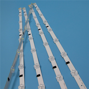 Image 5 - 9 lampen Led hintergrundbeleuchtung Streifen Für Samsung UE32F6270SS UE32F6330AK UE32F6800SB UE32F6670SB UE32F6510SS Bars Kit Fernsehen FÜHRTE Band