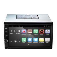 2 Din Автомагнитолы мультимедиа MP5 плеер 7 HD Сенсорный экран цифровой Дисплей gps аудио стерео Bluetooth USB DVD AM /FM радио