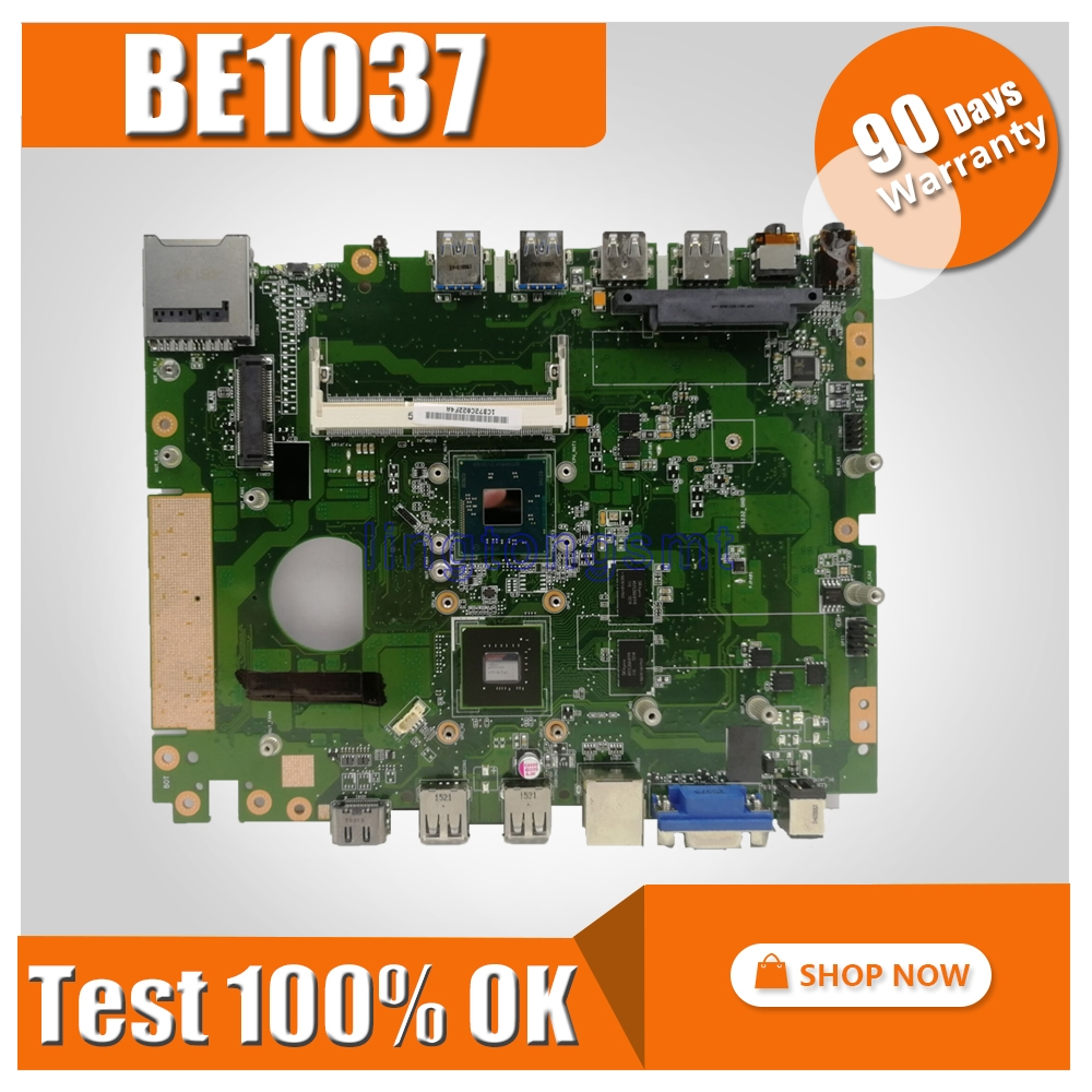 Original All-in-one motherboard For ASUS BE1037 BE103 mainboard 100% Test ok WorksOriginal All-in-one motherboard For ASUS BE1037 BE103 mainboard 100% Test ok Works