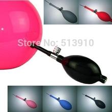 Художественная гимнастика профессиональный мяч насос с бесплатной доставкой принимаем OEM заказ в большом количестве есть 3 цвета на выбор
